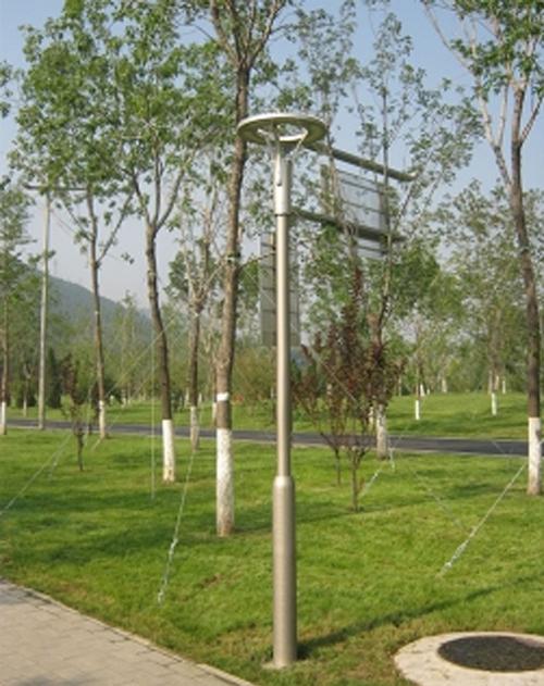 铝合金庭院灯杆