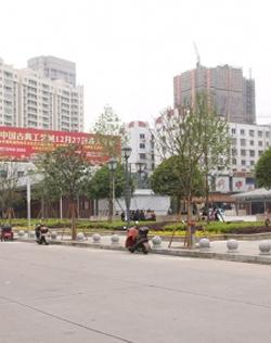 东阳黉门广场