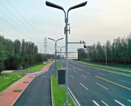 智慧合杆促进智慧灯杆行业发展