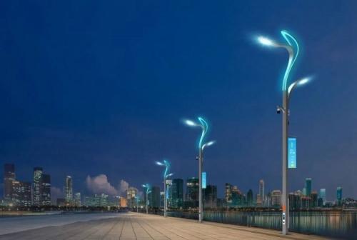 如何通过智慧路灯系统了解智慧路灯